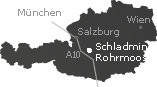 Route to Schladming